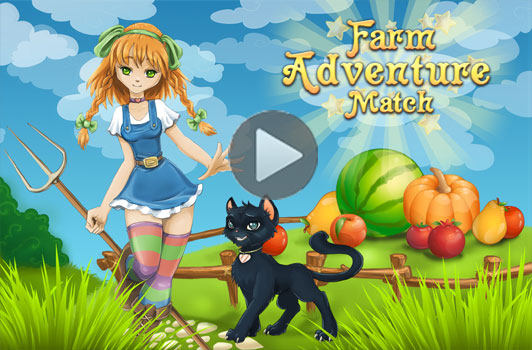 Farm Adventure Match