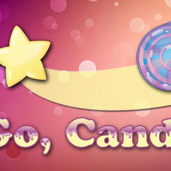 Go, Candy, go!
