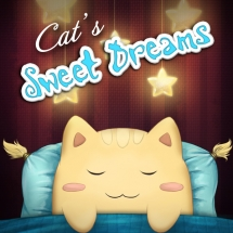 Cat's Sweet Dreams
